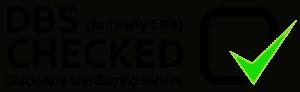 DBS Check tick